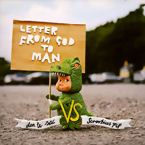 Dan Le Sac vs Scoobius Pip - Letter from god to man