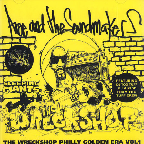 Aroe And The Soundmakers - The Wreckshop Philly golden era volume 1