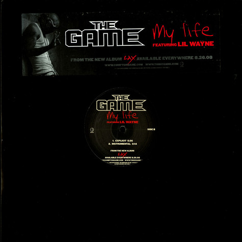 Game, The - My life feat. Lil Wayne