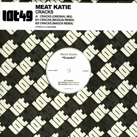 Meat Katie  - Cracks