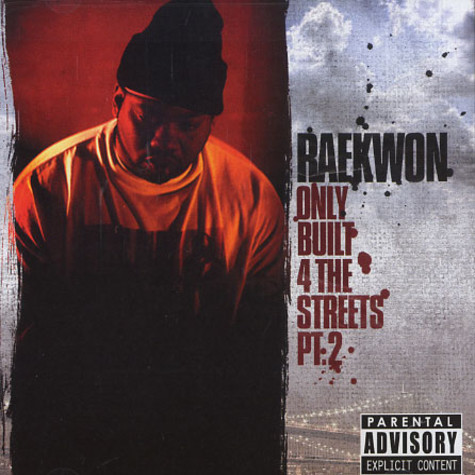 Raekwon - Only built 4 the streets part 2