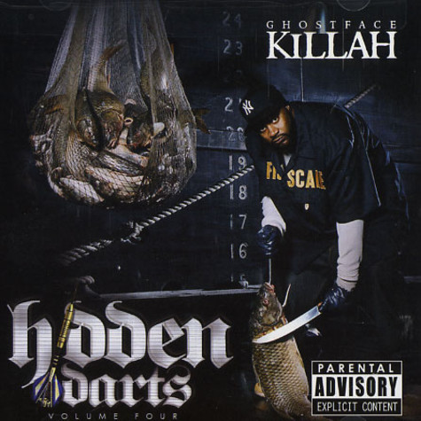Ghostface Killah - Hidden darts volume 4