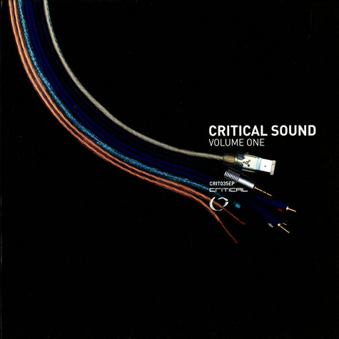 Critical Sound - Volume 1