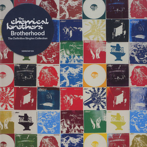 Chemical Brothers - Brotherhood - the definitve singles collection