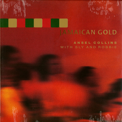 Ansel Collins with Sly & Robbie - Jamaican gold