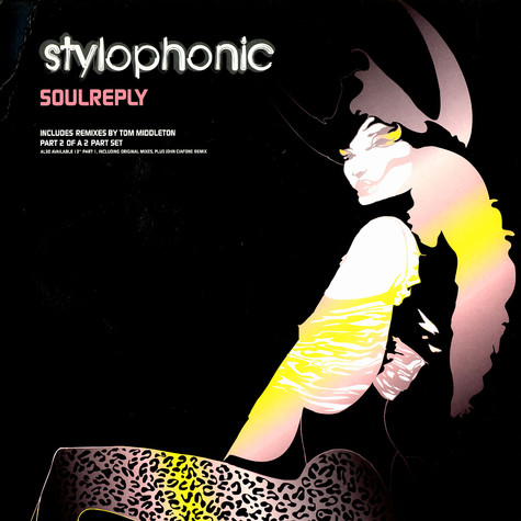Stylophonic - Soulreply Tom Middleton remixes
