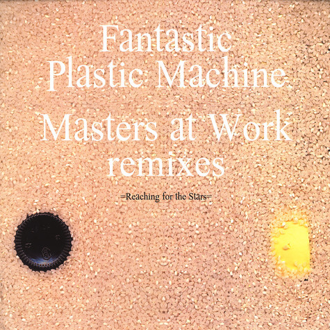 Fantastic Plastic Machine - Reaching for the stars Masters At Work remixes