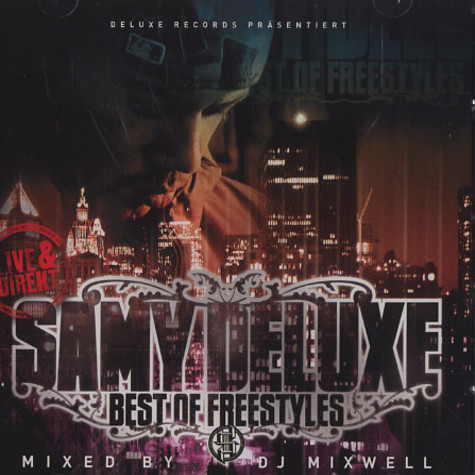 Samy Deluxe - Best Of Freestyles Mixtape
