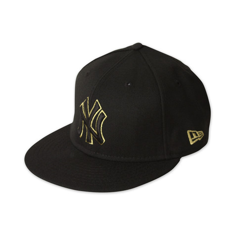 New Era - New York Yankees tonal outline cap
