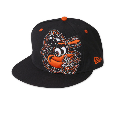 New Era - Baltimore Orioles retro classic cap