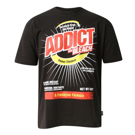 Addict x Fresh Jive - Jive formula T-Shirt