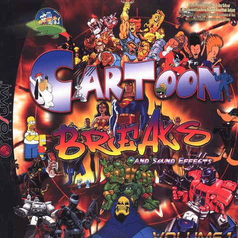 DJ JS-1 - Cartoon breaks vol. 1