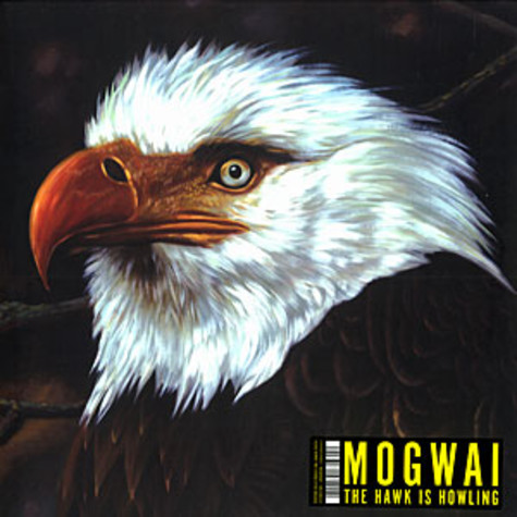 Mogwai - The hawk is howling limited edition
