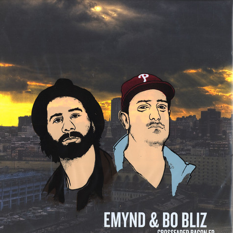 Emynd & Bo Bliz - Crossfaded bacon EP