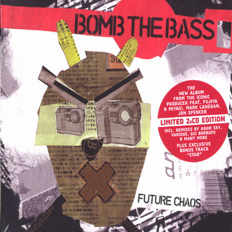 Bomb The Bass - Future chaos