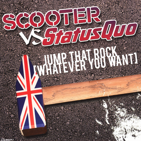 Scooter vs Status Quo - Jump that rock (whatever you want)