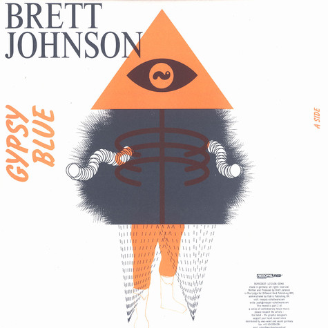 Brett Johnson / Mathias Schaffhäuser - Gypsy blue / miles over zero