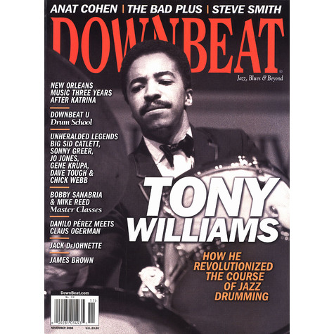 Downbeat Magazine - 2008 - 11 - November