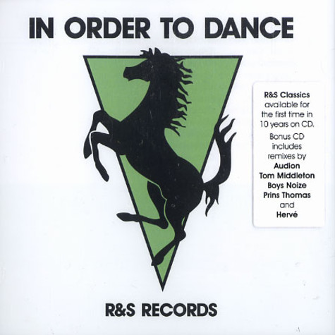 V.A. - In order to dance