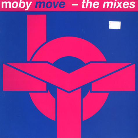 Moby - Move - the german mixes