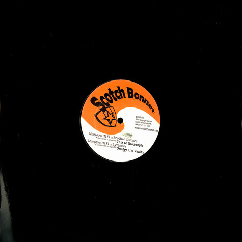 Mungo's Hi-Fi - Talk to the people feat. Brother Culture