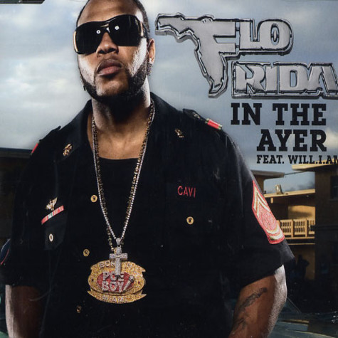 Flo Rida - In the ayer feat. Will.I.Am