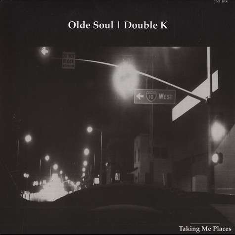 Olde Soul / Double K of People Under The Stairs - Taking Me Places Feat. Blak King / Face To Face