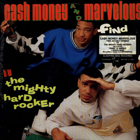 Cash Money & Marvelous - Find An Ugly Woman