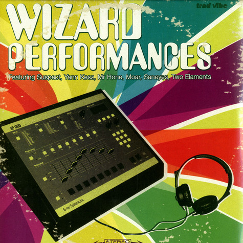 V.A. - Wizard performances EP