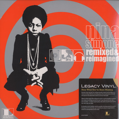 Nina Simone - Remixed & reimagined