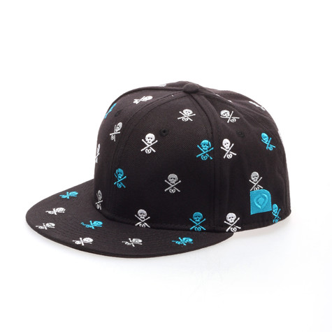 Circa - Skull pattern fitted cap