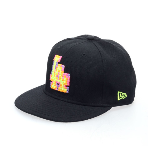 New Era - Los Angeles Dodgers pixel cap