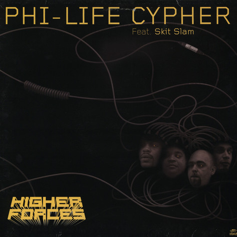 Phi-Life Cypher - Higher forces