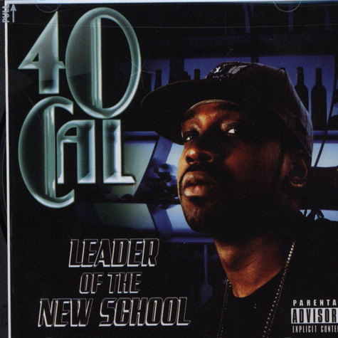 40 Cal. - Leader of the new school
