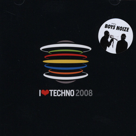 Boys Noize - I love techno 2008