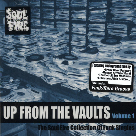 V.A. - Up from the vaults volume 1