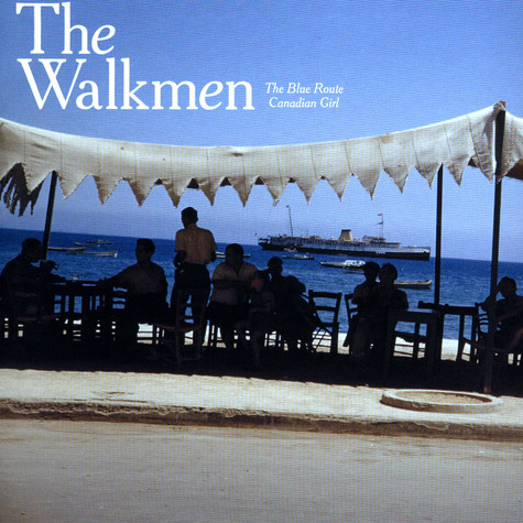 Walkmen, The - The blue route