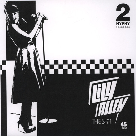 Lily Allen - The ska EP