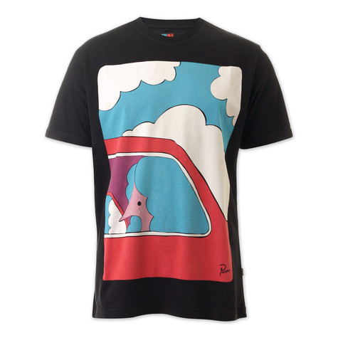 Rockwell - Crying car T-Shirt