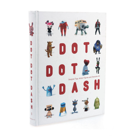 Dot Dot Dash - Designer toys, action figures and character art