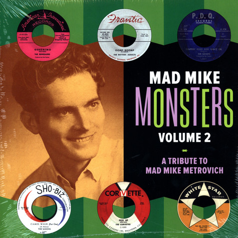 Mad Mike Monsters - Volume 2