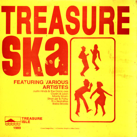 Skatalites, The - Treasure ska