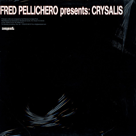 Fred Pellichero - Crysalis