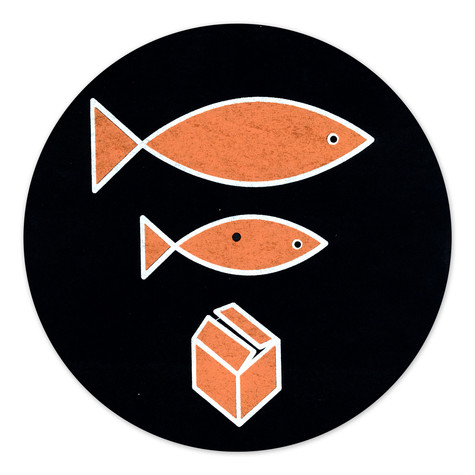 DMC - Big fish, little fish, cardbox slipmat