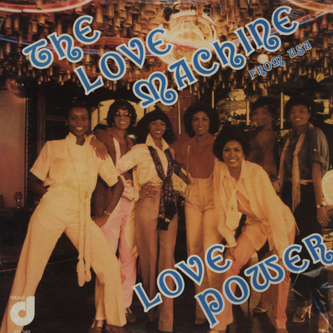 Love Machine, The - Love power