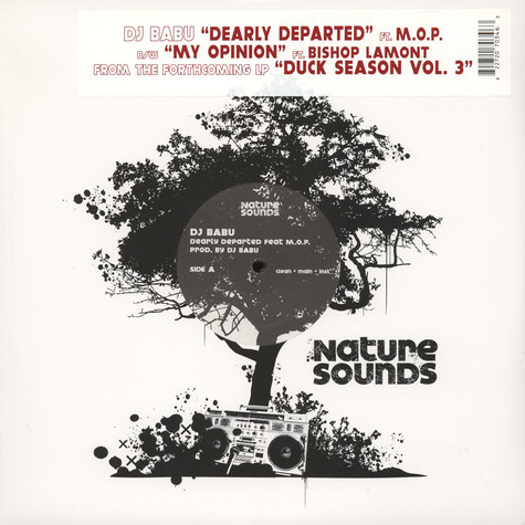 DJ Babu - Dearly departed feat. M.O.P.