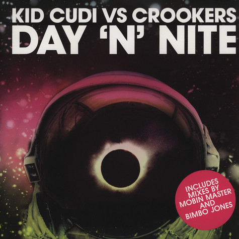 Kid Cudi Vs. Crookers - Day'n'nite
