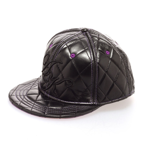 Akomplice - Ostrich banger fitted hat