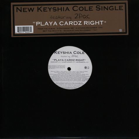 Keyshia Cole - Playa cardz right feat. 2Pac