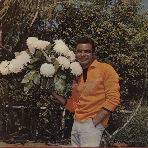 Johnny Mathis - Johnny Mathis sings